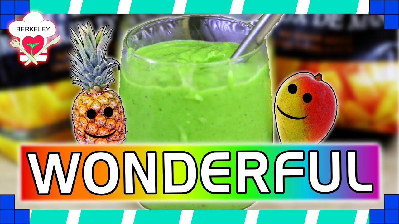 Pineapple Mango Smoothie Thumbnail