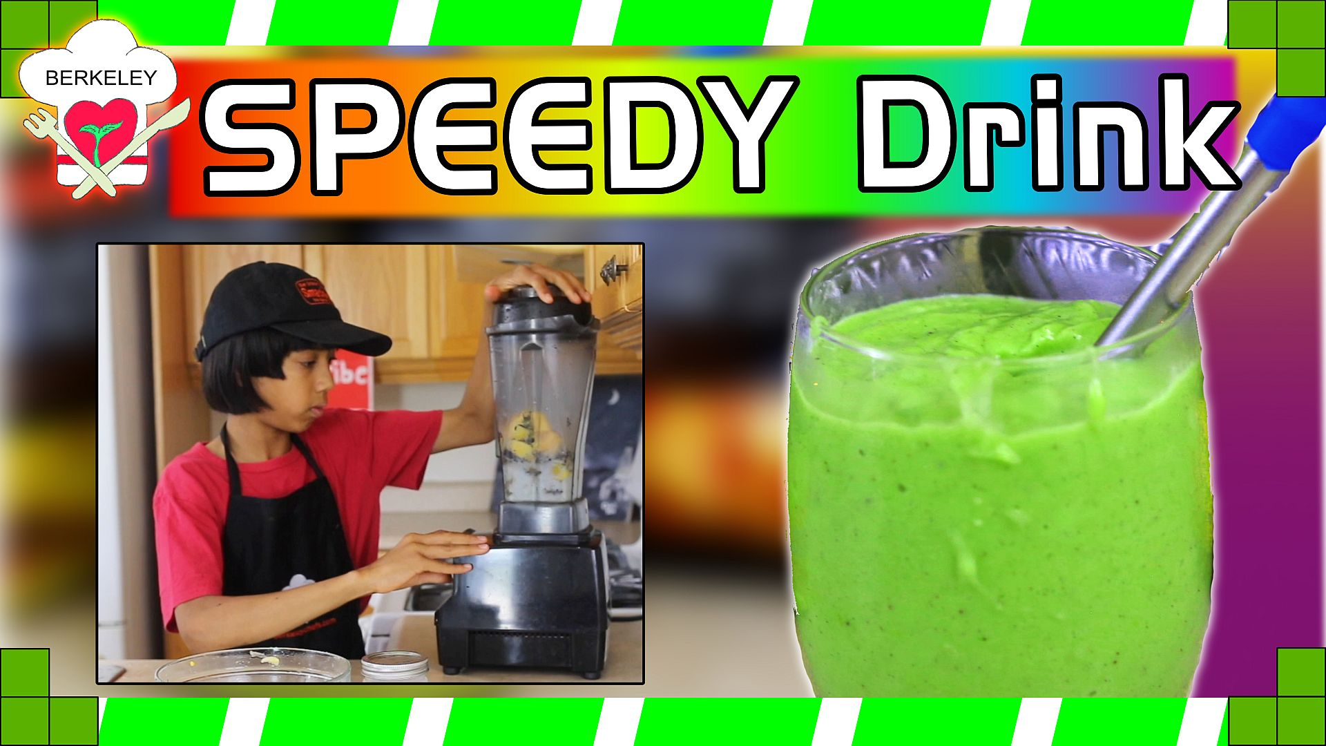 Pineapple Mango Smoothie Speedy Drink